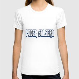 Deep Blue Power T-shirt