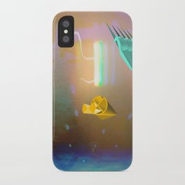 Basmekfi iPhone Case