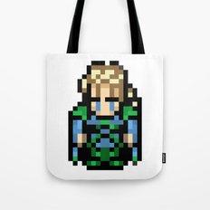 Final Fantasy III - Edgar Tote Bag