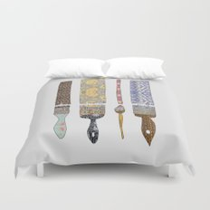 color your life Duvet Cover