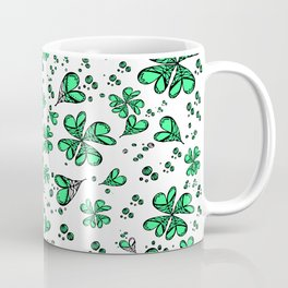 Lucky on my side Coffee Mug