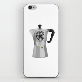 Most Coffee Wins iPhone Skin