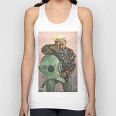 Old Tricks Up New Sleeves Unisex Tank Top