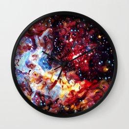 ALTERED Large Magellanic Cloud Wall Clock