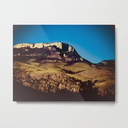 Midland Plains Metal Print