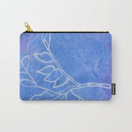 Floral no.10 Carry-All Pouch