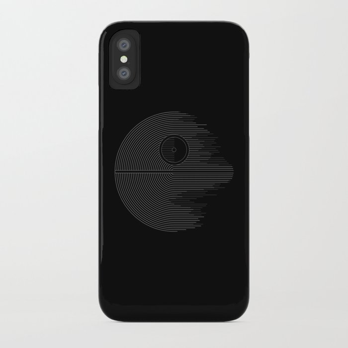Minimalist Battlestation iPhone Case