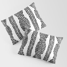 Cable Row Pillow Sham