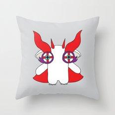 Tiranito Throw Pillow