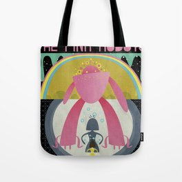 "The Flaming Lips ""YOSHIMI BATTLES THE PINK ROBOTS "" Tote Bag"