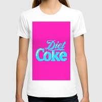 coke T-shirts featuring COKE >>> 1991 by Mark Mayr
