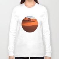 desert Long Sleeve T-shirts featuring Desert by GF Fine Art Photography