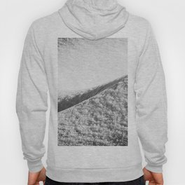 Abstract Snow Drift II - 105/365 Nature Photography Hoody