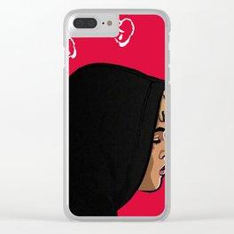 XXX Tentacion Clear iPhone Case