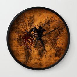 sanji Wall Clock