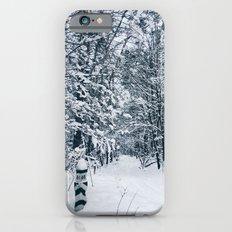 adventures are calling Slim Case iPhone 6s