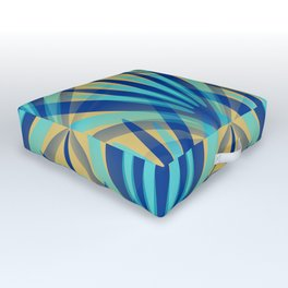 East of the River Nile Outdoor Floor Cushion