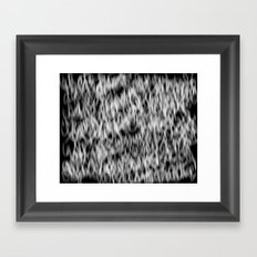 a thousand times over Framed Art Print