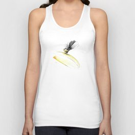 FANTAIL/ THE POSER Unisex Tank Top