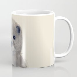 little otter Coffee Mug