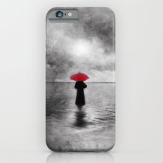 waiting in the sea II  -  by Viviana Gonzalez Slim Case iPhone 6