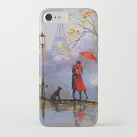 romantic iPhone & iPod Cases featuring Romantic by OLHADARCHUK