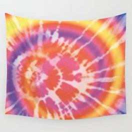 Tie-dye pattern Wall Tapestry