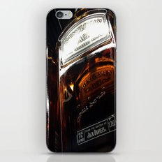 Single Jack iPhone & iPod Skin