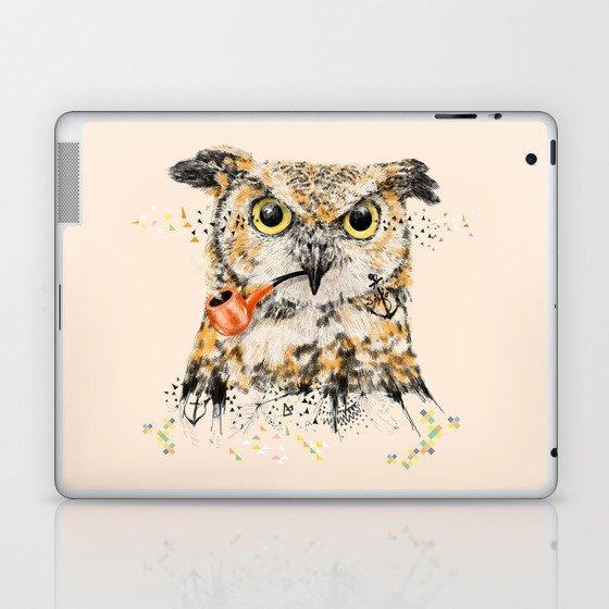 Mr.Owl II Laptop & iPad Skin