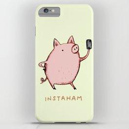 Instaham iPhone Case
