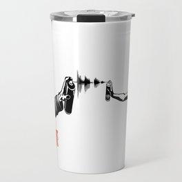 FAVEWAVEARTS Travel Mug