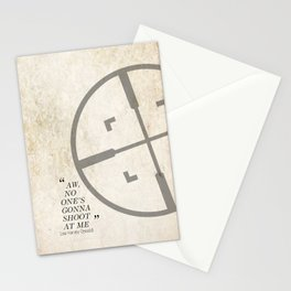 Famous Last words: Lee Harvey Oswald Stationery Cards