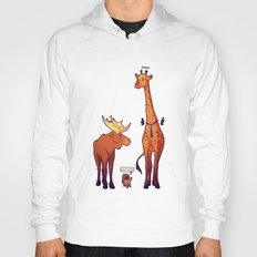 Supernatural Animals Hoody