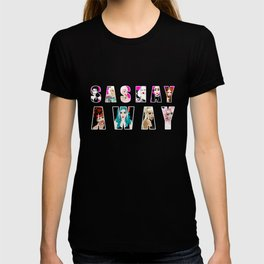 SASHAY AWAY feat. RuPaul's Drag Race Queens T-shirt