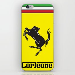 Corleone iPhone Skin