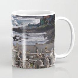 The Edge of Puerto Rico Coffee Mug