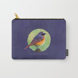 Phoenicurus Phoenicurus Carry-All Pouch