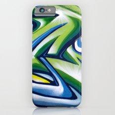 Sticker wall iPhone 6s Slim Case