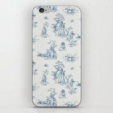Toile de StarWars iPhone & iPod Skin