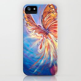 Metamorphasis iPhone Case