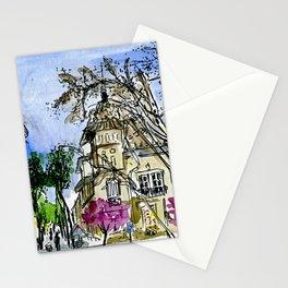 Plaça de la Virreina, Barcelona Stationery Cards