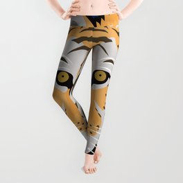 The Wild Ones: Siberian Tiger Leggings