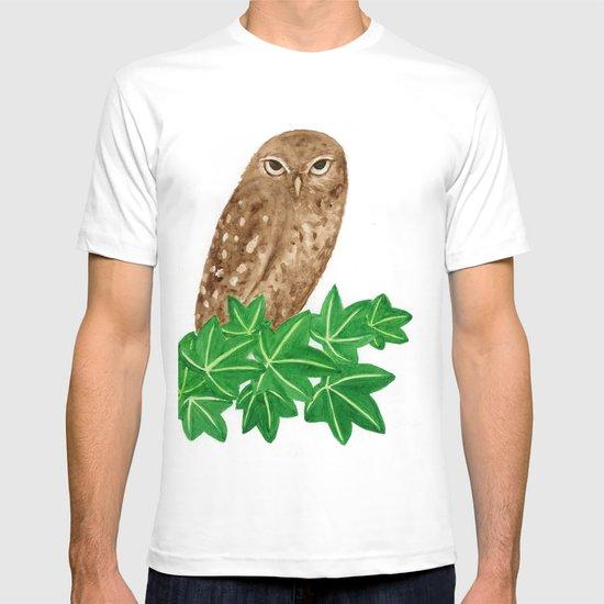 Athene Noctua T-shirt