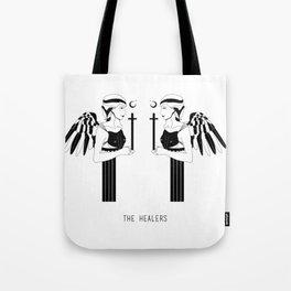The Healers Tote Bag