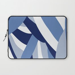 Pucciana Blue Laptop Sleeve