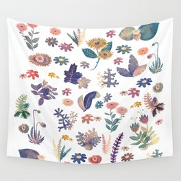 Summer time Nature Wall Tapestry