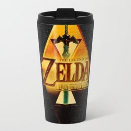 THE LEGEND of ZELDA-Link Travel Mug