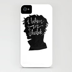 I believe  Slim Case iPhone (4, 4s)