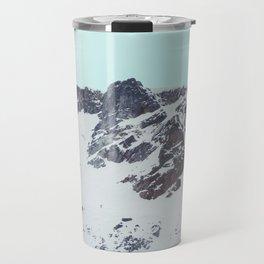 Canadian mountain scene #society6 #decor #buyart Travel Mug