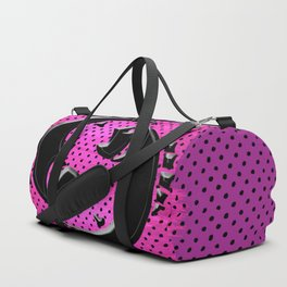 pisces astrological sign Duffle Bag